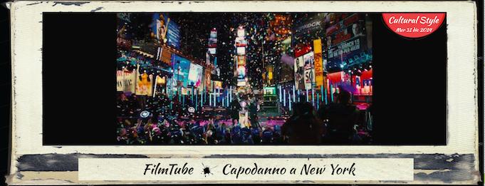Filmtube capodanno a new york mercoled 31 dicembre for Capodanno 2018 a new york